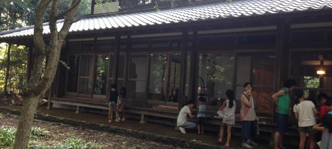 2015年7月28日~8月5日:「福島の子どもキャンプin伊豆」が開催されました