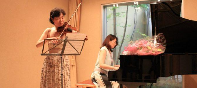2016年6月17日:第4回チャリティコンサートが開催されました