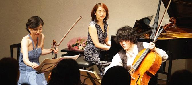 2017年9月22日:第5回チャリティコンサートが開催されました