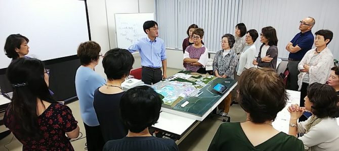 2019年9月24日:「福島のあれからを聞いてみませんか?」講演会のご報告